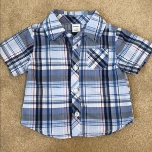 Baby Boy Old Navy Button Down